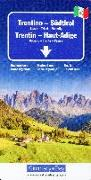 Cover-Bild zu Trentino - Südtirol Nr. 03 Regionalkarte Italien 1:200 000. 1:200'000 von Hallwag Kümmerly+Frey AG (Hrsg.)