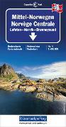 Cover-Bild zu Mittel-Norwegen 1:400 000. 1:400'000 von Hallwag Kümmerly+Frey AG (Hrsg.)