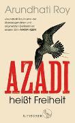 Cover-Bild zu Azadi heißt Freiheit von Roy, Arundhati