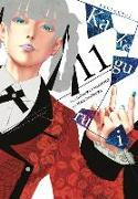 Cover-Bild zu Kawamoto, Homura: Kakegurui: Compulsive Gambler, Vol. 11