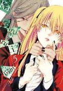 Cover-Bild zu Homura Kawamoto: Kakegurui Twin, Vol. 5