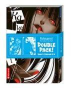Cover-Bild zu Kawamoto, Homura: Kakegurui - Das Leben ist ein Spiel. Double Pack Band 1 & 2