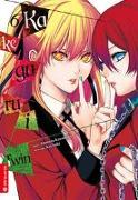 Cover-Bild zu Kawamoto, Homura: Kakegurui Twin 06
