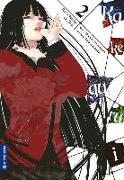 Cover-Bild zu Kawamoto, Homura: Kakegurui - Das Leben ist ein Spiel 02