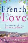 Cover-Bild zu The French for Love von Valpy, Fiona