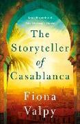 Cover-Bild zu The Storyteller of Casablanca von Valpy, Fiona