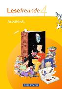 Cover-Bild zu Lesefreunde 4. Schuljahr. Ausgabe 2010. Arbeitsheft. östliche BL,BE von Ritter, Alexandra