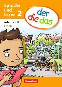 Cover-Bild zu der die das - Sprache und Lesen 2. Schuljahr. Lesen. Arbeitsheft von Gutzmann, Marion