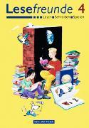 Cover-Bild zu Lesefreunde 4. Schuljahr. Ausgabe 2004. Lesebuch von Hoppe, Irene