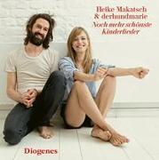 Cover-Bild zu Noch mehr schönste Kinderlieder von Makatsch, Heike