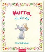 Cover-Bild zu Hurra, ich bin da! von Jatkowska, Ag (Illustr.)