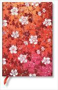 Cover-Bild zu Katagami-Blumenmuster Sakura Midi unliniert