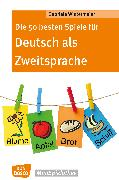 Cover-Bild zu Die 50 besten Spiele für Deutsch als Zweitsprache -eBook (eBook) von Wintermeier, Gabriele
