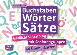 Cover-Bild zu Buchstaben, Wörter, Sätze von Boos, Agnes