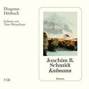 Cover-Bild zu Kalmann von Schmidt, Joachim B.