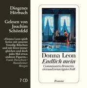 Cover-Bild zu Endlich mein von Leon, Donna