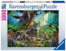 Cover-Bild zu Wölfe im Wald