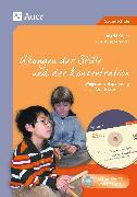 Cover-Bild zu Übungen der Stille und der Konzentration von Sauer, Ingrid