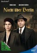 Cover-Bild zu Nacht über Berlin von Berg, Rainer