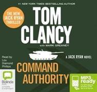 Cover-Bild zu Command Authority von Clancy, Tom