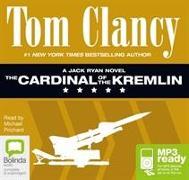 Cover-Bild zu The Cardinal of the Kremlin von Clancy, Tom