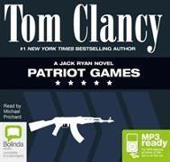Cover-Bild zu Patriot Games von Clancy, Tom