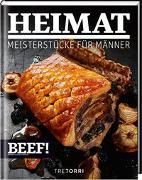 Cover-Bild zu BEEF! HEIMAT von Frenzel, Ralf (Hrsg.)