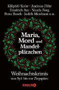 Cover-Bild zu Maria, Mord und Mandelplätzchen von Klüpfel, Volker