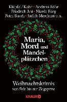 Cover-Bild zu Maria, Mord und Mandelplätzchen (eBook) von Klüpfel, Volker