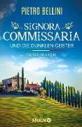 Cover-Bild zu Signora Commissaria und die dunklen Geister (eBook) von Bellini, Pietro