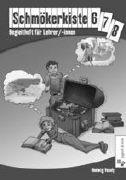 Cover-Bild zu Schmökerkiste. 6.-8. SJ. Begleitheft für Lehrer/-innen von Vesely, Hedwig