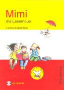 Cover-Bild zu Mimi, die Lesemaus. Ausgabe E. Bisherige Ausgabe. Lehrermaterialien mit CD-ROM von Borries, Waltraud