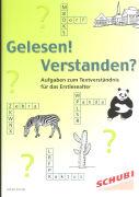 Cover-Bild zu Gelesen! Verstanden? von Zwingli, Samuel