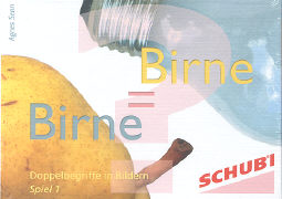 Cover-Bild zu Birne = Birne / Tau = Tau / Fliege = Fliege von Senn, Agnes