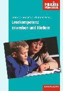 Cover-Bild zu Lesekompetenz erwerben und fördern von Crämer, Claudia (Hrsg.)