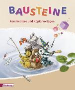 Cover-Bild zu Bausteine Lesebuch 3. Ausgabe 2008. Kommentare und Kopiervorlagen von Daubert, Hannelore