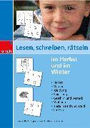 Cover-Bild zu Lesen, schreiben, rätseln im Herbst und im Winter von Senff, Doris
