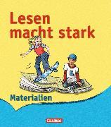 Cover-Bild zu Lesen macht stark 5.-8. Schuljahr. Lehrermaterialien