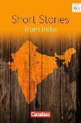Cover-Bild zu Short Stories from India. Textheft von Mukherjee, Joybrato (Hrsg.)