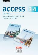 Cover-Bild zu English G Access 3/4. 7./8. Schuljahr. Allgemeine Ausgabe. Speaking - Materialien für mündliche Prüfungen von Ringel-Eichinger, Angela