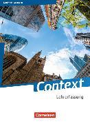 Cover-Bild zu Context. Schülerbuch. Lehrerfassung. NW von Bartscherer, Irene