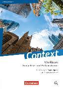 Cover-Bild zu Context. Kompetenz- und Prüfungstrainer. Workbook mit Onlien-Komponenten. BY von Hohwiller, Peter