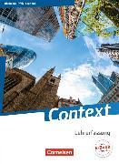 Cover-Bild zu Context. Schülerbuch. Lehrerfassung. RP,SL von Bartscherer, Irene