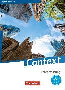 Cover-Bild zu Context. Schülerbuch. Lehrerfassung. BY von Bartscherer, Irene