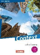Cover-Bild zu Context. Schülerbuch. Lehrerfassung. BW von Bartscherer, Irene