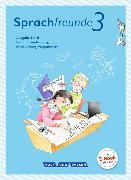 Cover-Bild zu Sprachfreunde 3. Schuljahr. Neubearbeitung 2015. Sprachbuch. Nord von Förster, Katharina