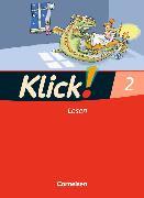 Cover-Bild zu Klick! Erstlesen 02. Lesen. Erstlesebuch von Born, Iris