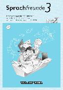 Cover-Bild zu Sprachfreunde 3. Schuljahr. Neubearbeitung 2015. Handreichungen für den Unterricht mit CD-ROM. Ausgabe Nord von Förster, Katharina