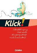 Cover-Bild zu Klick! Erstlesen 1-4. Schreiblehrgang in Lateinischer Ausgangsschrift von Born, Iris