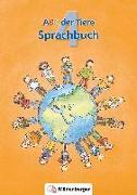Cover-Bild zu ABC der Tiere 4 - Sprachbuch von Mrowka-Nienstedt, Kerstin